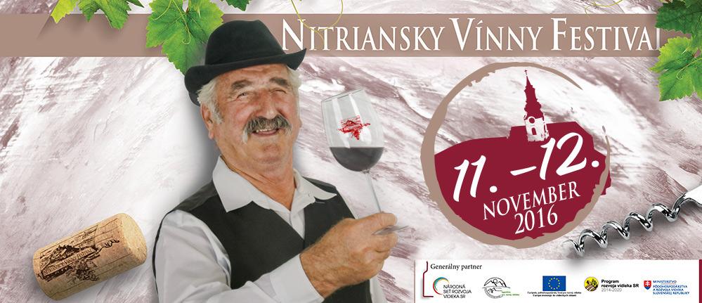 2b28eb273 Nitriansky vínny festival sa už blíži! - Kam v meste | moja Nitra