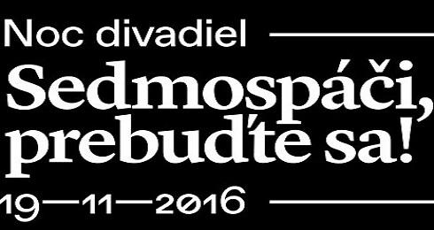 PROGRAM NOCI DIVADIEL 2016 STARÉ DIVADLO KA - Kam v meste  87fa2af472e