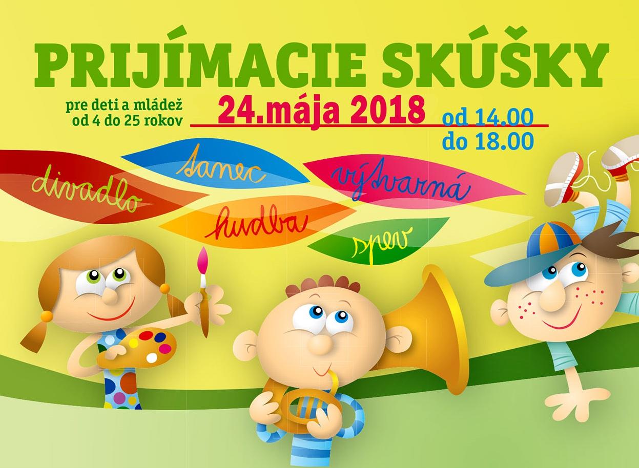 8f4a4a44f Prijímacie skúšky v Tralaškole - Kam v meste | moja Nitra